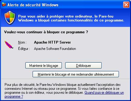 Apache-Firewall